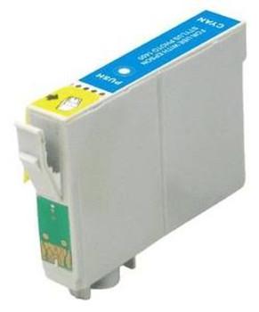 Compatible Epson T1282 Cyan Inkjet Cartridge