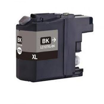 Compatible Brother LC127XLBK Black Inkjet Cartridge