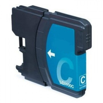 Compatible Brother LC1100 Cyan Inkjet Cartridge