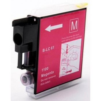 Compatible Brother LC1100 Magenta Inkjet Cartridge