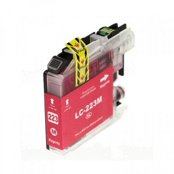 Compatible Brother LC223 Magenta Inkjet Cartridge