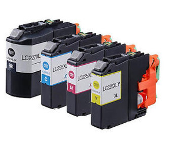 Compatible Brother LC227XL/LC225XL Ink Cartridge Value Pack