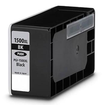 Compatible Canon PGI-1500XL Black Inkjet Cartridge