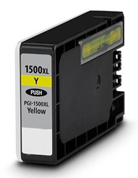Compatible Canon PGI-1500XL Yellow Inkjet Cartridge