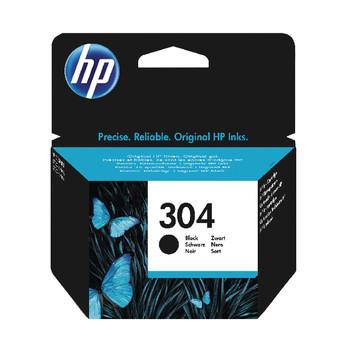 Genuine HP 304 Black Ink Cartridge N9K06AE