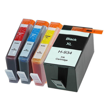 Compatible HP 934XL/ HP 935XL Ink Cartridge Multipack