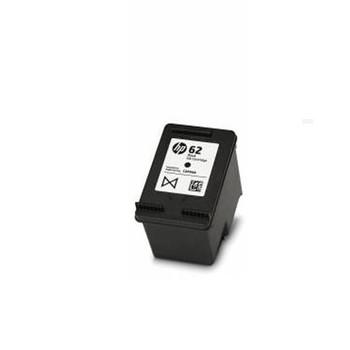Genuine HP 62 Black Ink Cartridge C2P04AE