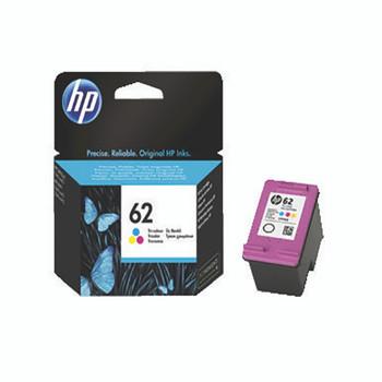 Genuine HP 62 Colour Ink Cartridge C2P06AE