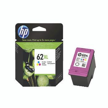Genuine HP 62XL Colour Ink Cartridge C2P07AE