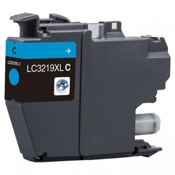 Compatible Brother LC3219XL Cyan Ink Cartridge