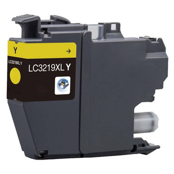 Compatible Brother LC3219XL Yellow Ink Cartridge
