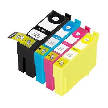 Compatible Epson 34XL Ink Cartridge Multipack - (C13T34764010)