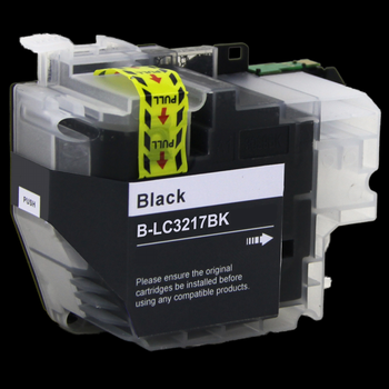 Compatible Brother LC3217XL Black Ink Cartridge