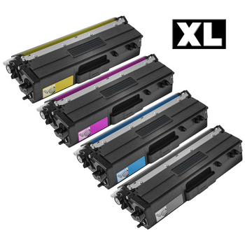 Compatible Brother TN423 BCMY Toner Multipack