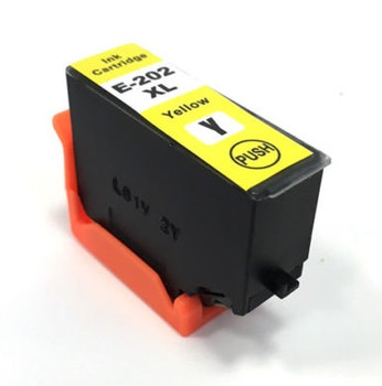 Compatible Epson 202XL Yellow Inkjet Cartridge