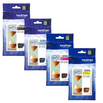 Genuine Brother LC3235 Inkjet Cartridge Multipack