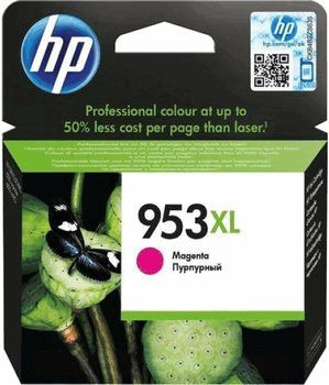 Genuine HP F6U17AE No 953XL Magenta  Ink Cartridge