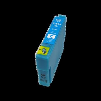 Compatible Epson 603XL Cyan Ink Cartridge