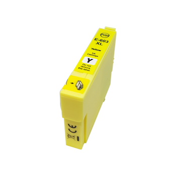 Compatible Epson 603XL Yellow Ink Cartridge