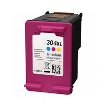 Compatible HP 304XL Colour Ink Cartridge