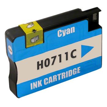 Compatible HP 711 Cyan Ink Cartridge (CZ130A)