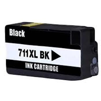 Compatible HP 711 Black Ink Cartridge (CZ129A)