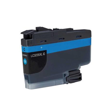Compatible Brother LC3235 Cyan Inkjet Cartridge