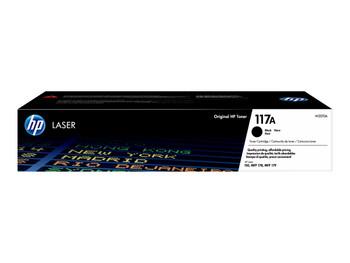 Genuine HP 117A (W2070A) Black Toner Cartridge