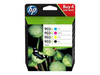 Genuine HP 903XL Ink Cartridge Multi Pack