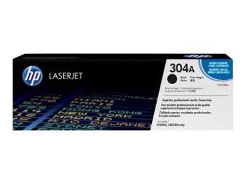 Genuine HP 304A Black Toner Cartridge CC530A