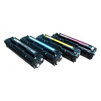 Compatible HP 125A Toner Cartridge Value Pack