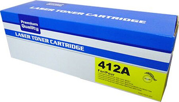 Compatible HP 305A Yellow Toner Cartridge (CE412A)