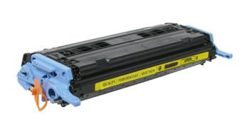 Compatible HP 124A Yellow Toner Cartridge Q6002A
