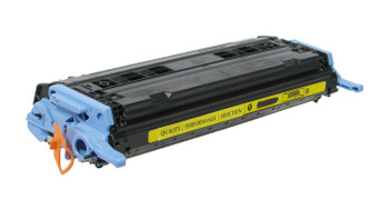 Compatible HP 124A Yellow Toner Cartridge Q6002A