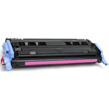 Compatible HP 124A Magenta Toner Cartridge Q6003A