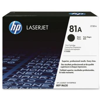 Genuine HP CF281A Black Toner Cartridge