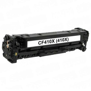 Compatible HP 410X High Yield Black Toner Cartridge CF410X