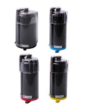 Compatible Samsung CLP-350 Toner Value Pack (4)