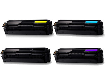 Compatible Samsung CLT-504S Toner Value Pack