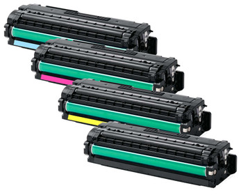 Compatible Samsung CLT-506L Toner Cartridge Multipack
