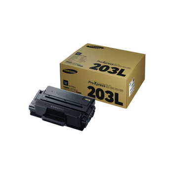 Genuine Samsung 203L Black Toner Cartridge High Yield MLT-D203L/ELS