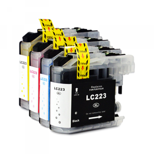 Compatible Brother LC223 Ink Cartridge Value Pack