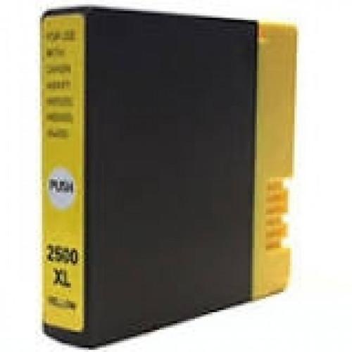 Compatible Canon PGI-2500XL Yellow Inkjet Cartridge