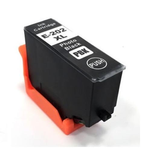 Compatible Epson 202XL Photo Black Inkjet Cartridge
