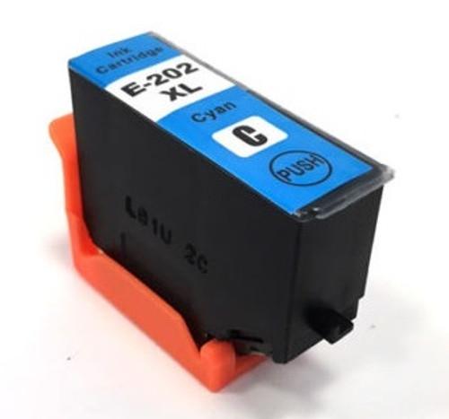 Compatible Epson 202XL Cyan Inkjet Cartridge