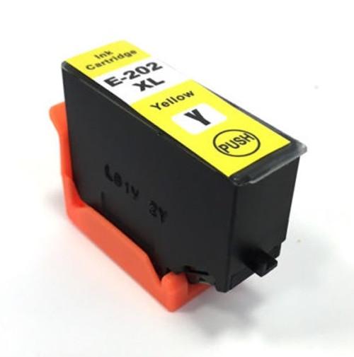 Compatible Epson 202XL Yellow Inkjet Cartridge