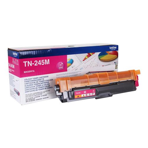 Genuine Brother TN245M Magenta Toner Cartridge