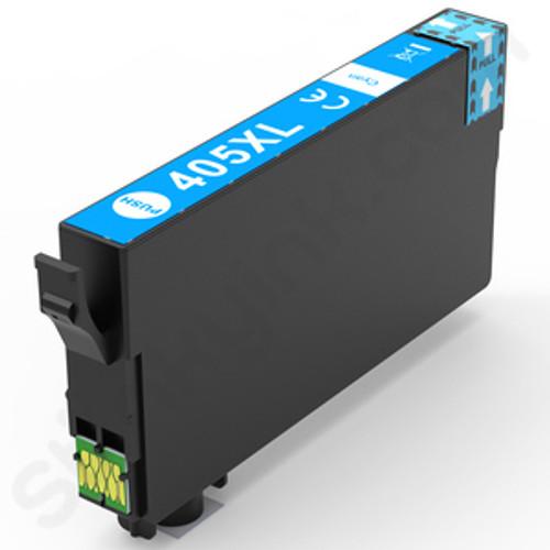Compatible Epson 405XL Cyan Ink Cartridge