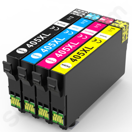 Compatible Epson 405XL Ink Cartridge Multipack