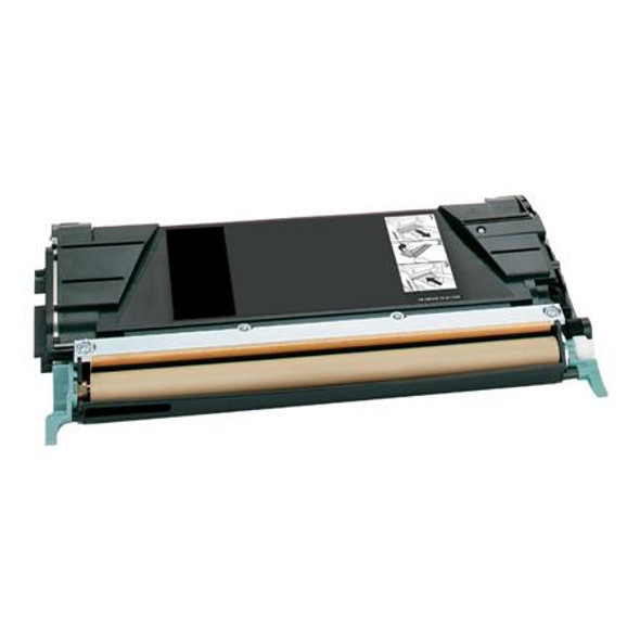 Compatible Lexmark C5222KS Black Toner Cartridge
